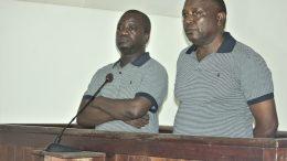Kilifi officials