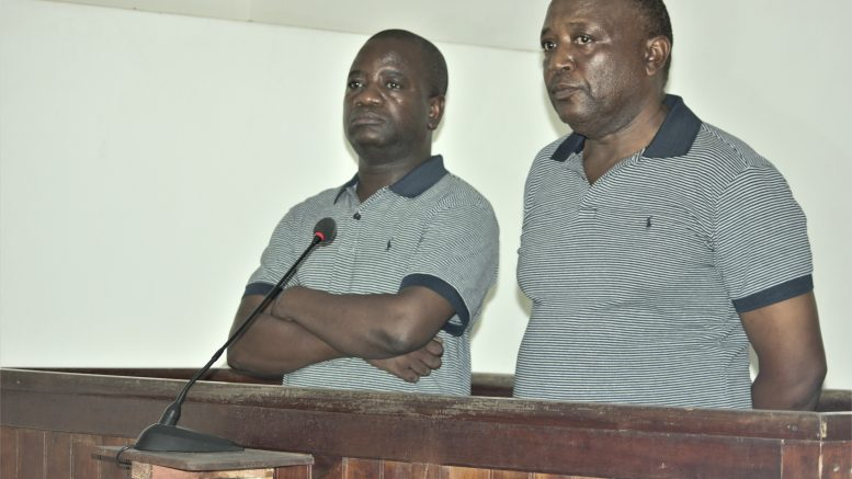 Kilifi officials