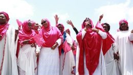 embrace rally in garissa