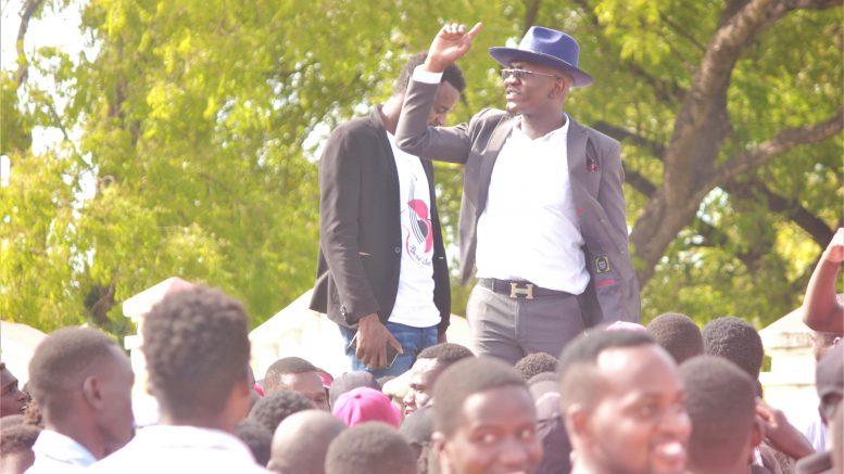 Pwani University students